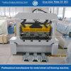 Galvanisiertes Decking-Metall, das Gerät bildet