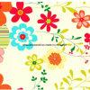 100%Polyester il crisantemo Pigment&Disperse ha stampato il tessuto per l'insieme dell'assestamento