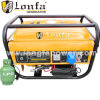 6.5HP 2kw 2000W Natural gas generator portable silent Home Use