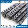Conduit enduit étanche d'acier de métal flexible de PVC