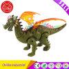 電気投射音響視覚のPterosaurはおもちゃをからかう