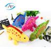 Caixa de lápis de pelúcia Design de dinossauro para crianças