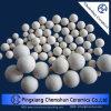 Träge Tonerde-keramische Kugel für Ammoniak-Entkohlung-Einheit (Al2O3: 17~23%)
