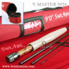 Available conservado em estoque 40t SK Carbon Fly Fishing Rods
