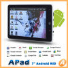 Apad androides OS WiFi 7.0 Zoll-Touch Screen MITTLER (NB-002)