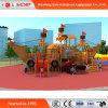옥외 2017명의 아이들 또는 실내 운동장 나무로 되는 시리즈 운동 장비 (HD-MZ057)