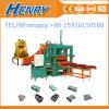 Qt5-20 Finisseur de béton automatique machine à fabriquer des blocs de ciment brique \au Kenya