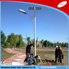 IP65 2 Years WarrantyのセリウムRoHS Certificated Outdoor 60W Solar LED Street Light