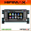 鈴木Vitara (HM-8953G)のためのHifimax車DVD GPSのナビゲーション・システム