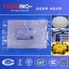 Fabrikant van uitstekende kwaliteit van het Poeder 1250cps van de Agar-agar van de Agar-agar van het Zeewier van de Rang van het Voedsel de Droge