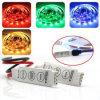 Regulador dominante del RGB LED del alambre 3 rojos y negros mini