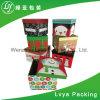Caixas onduladas coloridas de empacotamento cosméticas da caixa de papel do presente