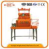 mezclador concreto portable horizontal de la productividad 37m3 con Ce