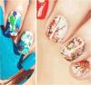 Стикер ногтя стикеров искусствоа ногтя переноса воды цветка Fashionalble