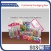 투명한 PVC 플레스틱 포장 상자