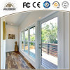 Forma nova UPVC Windows pendurado superior