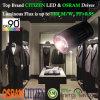 High-End 30 LEIDENE van de Burger van Watts Tracklight met Osram Bestuurder 110lm/W 5 Jaar van de Garantie