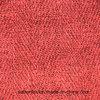 Tessuto del sofà della tappezzeria della tessile della casa della presidenza tinto pianura del poliestere