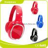 Roter Stereogroßhandelscomputer Accessorie Kopfhörer