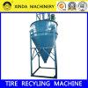 Pianta di riciclaggio di gomma della gomma del separatore della fibra della gomma residua di Xinda Fj-1100