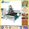 Drei Köpfe CNChölzerne Engraver-Fräser-Maschine des Prozess-drei