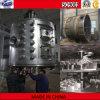 Máquina de secagem da placa farmacêutica química do carbonato de potássio