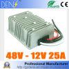 Conversor DC DC passo 48V a 12V 25A 300W Golf Cart o regulador de voltagem DC-DC Módulo Buck