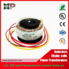 Audio trasformatore di potere Toroidal di RoHS ISO9001 25va 45va 90va