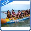 Barca di banana gonfiabile di alta qualità, barca di banana gonfiabile di volo dell'acqua