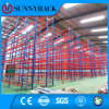 Equipamento de armazenamento de armazenamento Barra de paletes de aço
