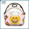 Saco de Tote mais fresco isolado térmico do Zipper da cópia dos desenhos animados do saco do almoço dos miúdos