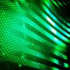 El cubrir reflexivo Hip de la muestra de seguridad de tráfico del grado del color verde