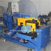 Machine à formater des tubes en spirale en acier inoxydable