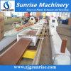 Wood Plastic Composit (WPC) Linha de produção do perfil