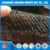 Сеть тени Sun HDPE ленты черноты высокого качества UV упорная