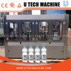 Автоматическая пластичная линия воды бутылки заполняя