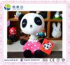 Jouet de panda de tête de secousse de /Car de jouet de peluche de panda de la Chine