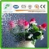 alta calidad de 2.5m m del vidrio modelado claro de Mistlite