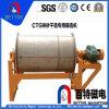 ISO9001 Ctg seco/separador magnético do ferro/cilindro para o minério/rochas resistidas do vulcão da areia/formiga