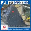 Sany 굴착기 물통 Sy245h 1.3cbm 굴착기 물통