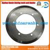 Ronda circular de la hoja de corte de papel cortador de disco de carburo de tungsteno