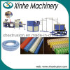 Estirador plástico modificado para requisitos particulares para la cadena de producción espiral del manguito del PVC