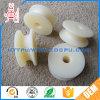 Rotelle di plastica della puleggia del piccolo U della scanalatura dell'OEM Teflon della trasmissione per la corda