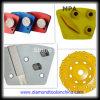 Диамант Grinding Plates для Polishing Concrete и эпоксидной смолы Floor