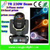 diodo emissor de luz Effect Lights de 230W Sharpy Beam Moving Head Light