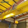 Bundel de Kraan die van de Brug van 100 Ton LuchtKraan oprichten