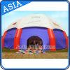 Heißes Sale Portable Outdoor Inflatable Spider Tent für Sportereignis