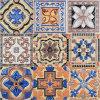 Stijl van de van het Noord- bouwmateriaal de Vloer van de Decoratie van Europa en Tegel van de Bevloering van het Porselein van de Muur Tegel Verglaasde 300X300mm F010