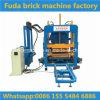 Het volledig Automatische Hydraulische Blok die van de Machine van de Baksteen Qt4-18 Machine maken