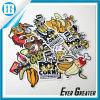 Impermeável Die Cut Vinyl Sticker Printing com ISO / Ts16949 Certified